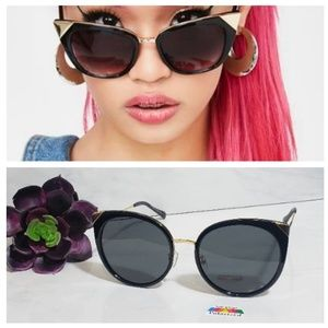 Accessories - Polarized Cat Eye Sunglasses